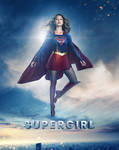 New Season 2 of Supergirl Poster