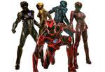 New Power Rangers (2017) Promo Image