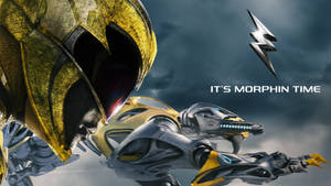Power Rangers (2017) Yellow Ranger SaberTooth Zord