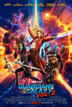 New Official Guardians of the Galaxy Vol. 2 Poster