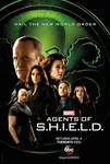 New Agents of SHIELD S4B Agents of Hydra Poster