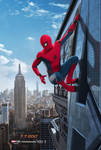 New Official Spider-Man: Homecoming Poster