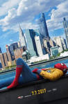 New Official Spider-Man: Homecoming Teaser Poster