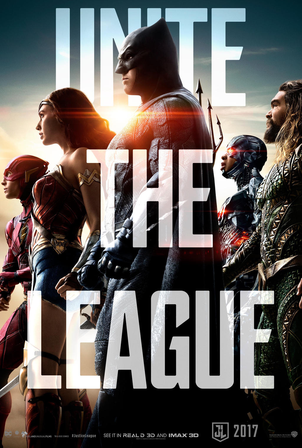 New Justice League Unite The Poster By Artlover67