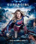 New Supergirl S2 Episode 2x21 Poster