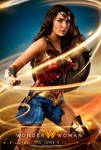 New Wonder Woman (2017) Lasso Poster