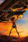 New Wonder Woman (2017) RealD 3D Poster