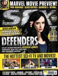 Defenders Jessica Jones SFX Magazine Cover