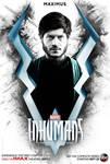 Marvel's Inhumans Maximus Poster
