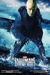 Marvel's Inhumans Triton the Operative