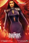 Marvel's Inhumans Medusa the Queen
