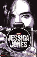 Jessica Jones Season 2 NYCC Poster by Artlover67