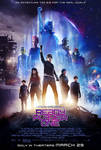 Official New Ready Player One Poster