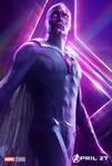Avengers: Infinity War Vision Poster