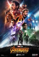 New Avengers: Infinity War Poster #1