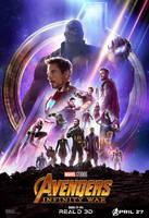 New Avengers: Infinity War Poster #2