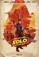 New Solo: A Star Wars Story IMAX Poster by Artlover67