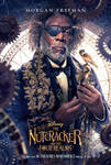 Nutcracker and the Four Realms Drosselmeyer Poster