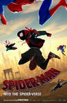 New Spider-Man: Into the Spider-Verse Poster