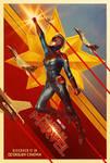 New Captain Marvel Dolby Cinema Poster
