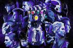 Official Avengers: Endgame Cover Art