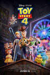 Official New Toy Story 4 Poster
