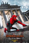 Official New Spider-Man: Far From Home Poster