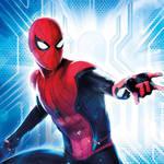 Spider-Man: Far From Home Spider-Man Promo Art
