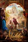 New Aladdin (2019) RealD 3D Poster
