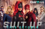 New Arrowverse Fall Banner Poster
