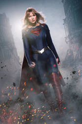 Official Supergirl Season 5 Poster