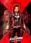 First Official Black Widow D23 Poster
