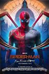 Official Spider-Man: FFH Extended Cut Poster