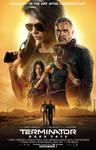 Official Terminator: Dark Fate Poster
