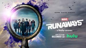 New Official Marvels Runaways Season 3 Poster