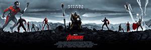 Avengers: Endgame NYCC Banner Poster