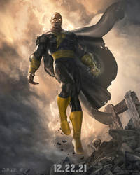 Official Look at Dwayne Johnson as Black Adam