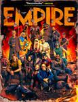 The Suicide Squad Empire Magazine Cover #2