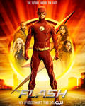 First Official Flash Season 7 Poster