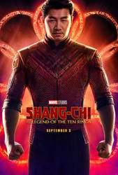 First Official Shang-Chi Teaser Poster