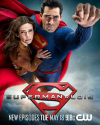 Superman and Lois Return Poster