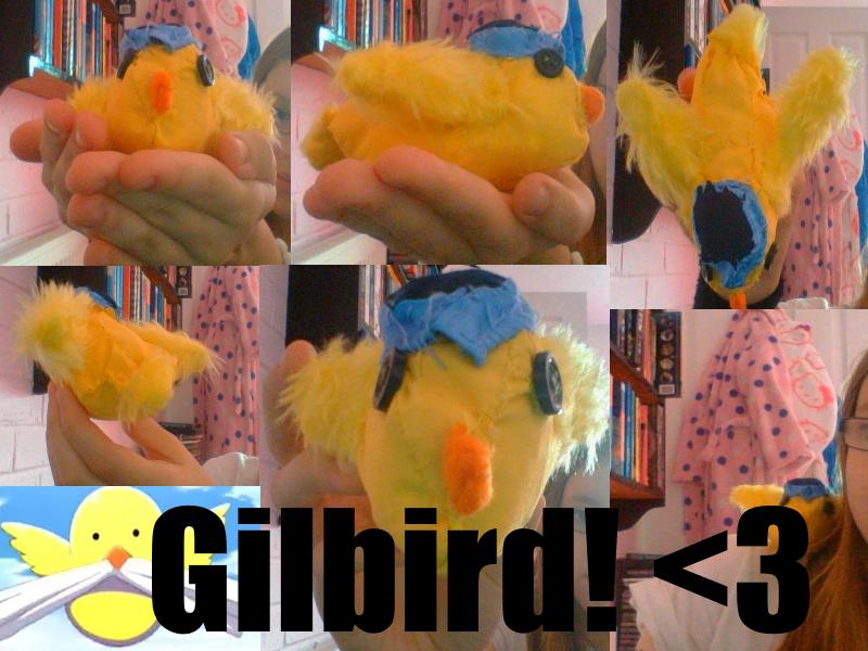 Gilbird ^^ by ChoppyChua