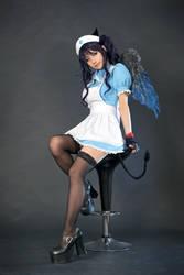 Nurse Sheryl cosplay by SpcatsTasha