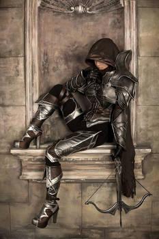 Demon Hunter cosplay
