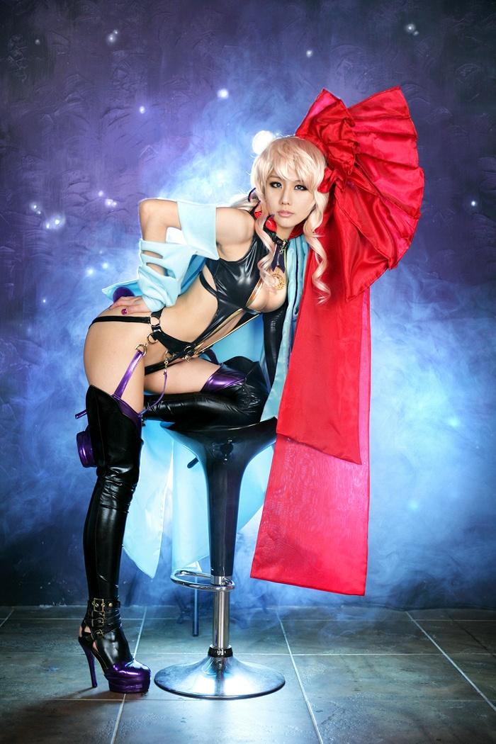 Sheryl Nome cosplay by SpcatsTasha