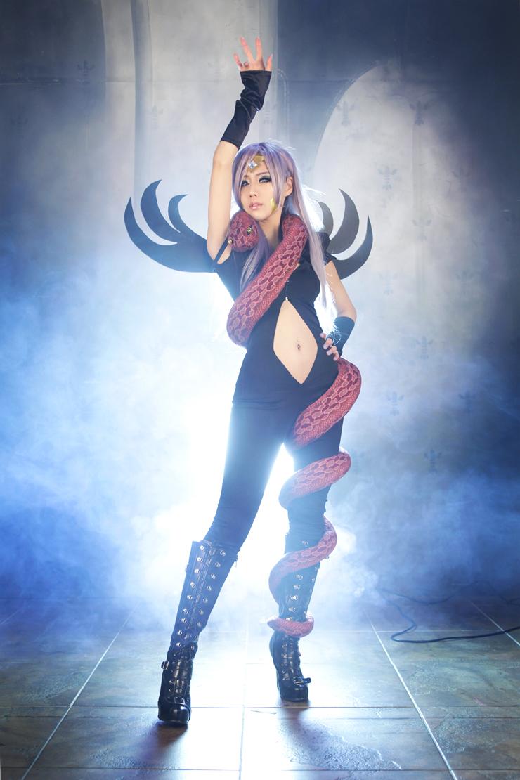 Thanatos cosplay by SpcatsTasha