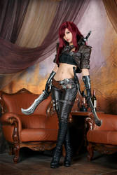 I can be your Warrior by SpcatsTasha