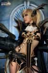 Lapis cosplay