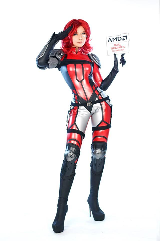 AMD Ruby by SpcatsTasha