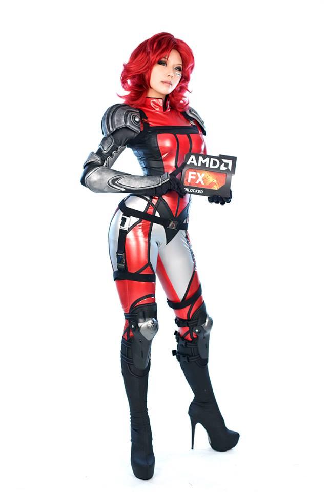 AMD by SpcatsTasha